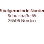 Profilbild von Bibelgemeinde-Norden